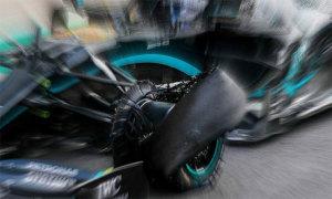 Vì sao lốp xe liên tục nổ ở Grand Prix Anh?