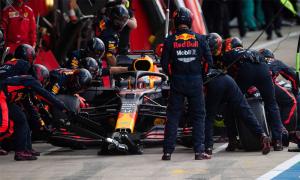 Verstappen sẽ ra sao nếu không thay lốp cuối Grand Prix Anh