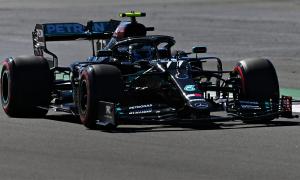 Bottas giành pole chặng đua kỷ niệm 70 năm F1