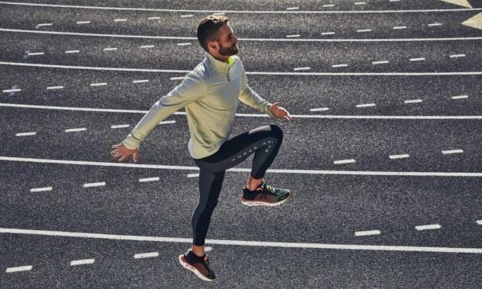 Vai trò của làm nóng và hạ nhiệt khi chạy