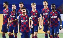 Messi nói gì giữa trận đấu Napoli?