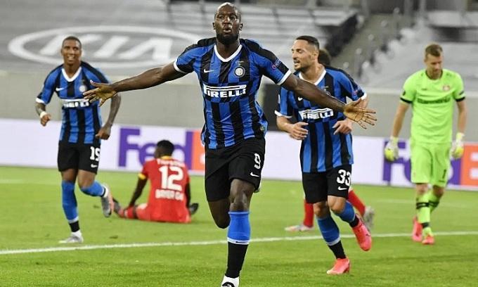 Inter vào bán kết Europa League