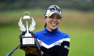 Ladies Scottish Open vắng đương kim vô địch