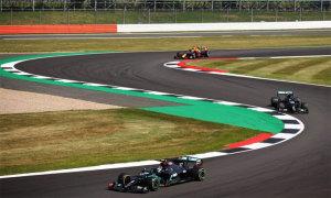 Điểm yếu của Mercedes tại Grand Prix 70 năm F1