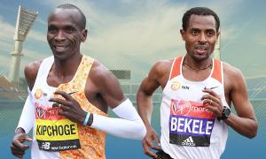 Kipchoge - Bekele: Hướng đến cuộc đua lịch sử của marathon