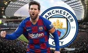Messi ưu tiên Man City
