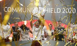 Arsenal đoạt Siêu Cup Anh