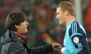 HLV Low: 'Neuer là cầu thủ hay nhất thế giới'