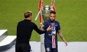 Neymar: 'Tôi sẽ ở lại PSG'
