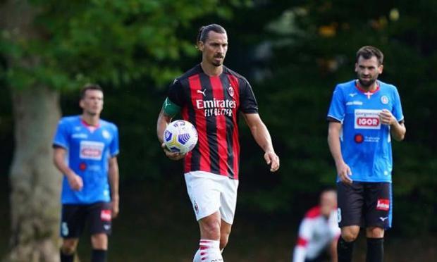 AC Milan 4-2 Novara