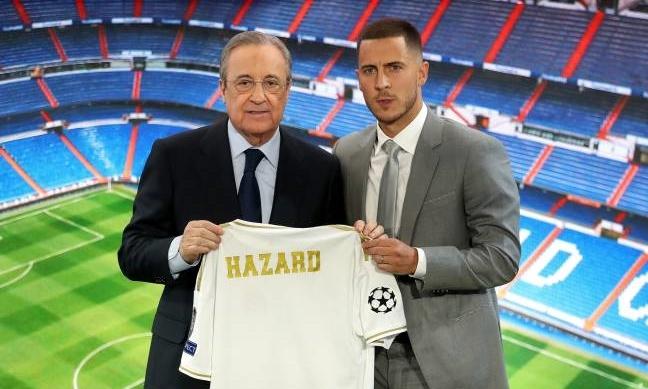 Real đã bị tố gian lận như thế nào trong thương vụ Hazard?