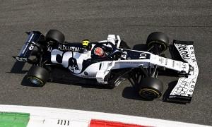 Pierre Gasly về nhất Grand Prix Italy