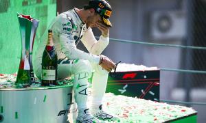 Hàng loạt cú sốc ở Grand Prix Italy