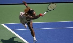 Maria Sakkari 1-2 Serena Williams