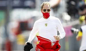 Vettel gia nhập Aston Martin