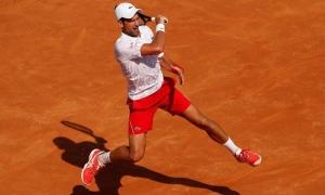 Djokovic kiềm chế ở trận ra quân Rome Masters