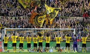 Dortmund đón CĐV trận mở màn Bundesliga