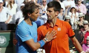 Djokovic: 'Bỏ Mỹ Mở rộng giúp Nadal vượt trội ở Roland Garros'