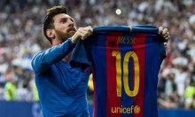 Messi có thể lỡ trận Kinh điển