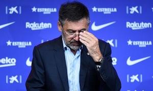 Hơn 20.000 chữ ký phản đối Chủ tịch Barca