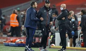 Klopp: 'Tôi không thù địch Lampard'