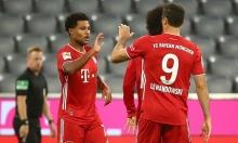 Bayern thắng 8-0 ở Bundesliga