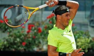 Nadal, Djokovic vào tứ kết Rome Masters