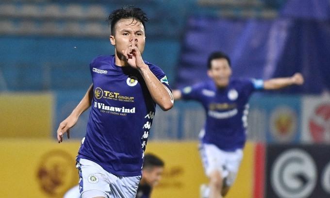 Thói quen chiến thắng của Hà Nội FC