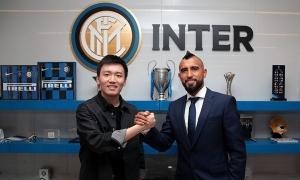 Inter mua Vidal với giá 1,5 triệu USD