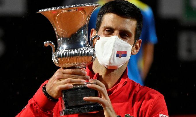 Novak Djokovic 2-0 Diego Schwartzman