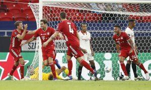 Bayern lập chuỗi thắng kỷ lục châu Âu