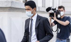 Chủ tịch PSG ra tòa