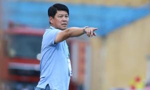 HLV Sài Gòn: 'Đứt mạch bất bại vì V-League bị ngắt quãng'