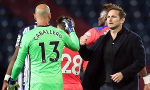 Lampard: 'Bóng đá không đơn giản như lắp ghép'