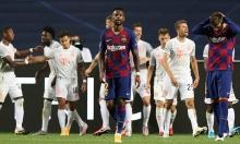 Barca có thể chung bảng Bayern ở Champions League