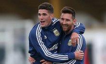 De Paul: 'Tôi sẵn sàng lao vào chiến tranh vì Messi'