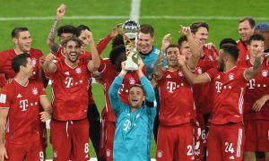 Bayern đoạt Siêu Cup Đức