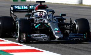 Lewis Hamilton nhất chặng đua ở Đức