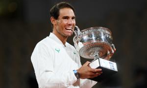 Nadal lần thứ 13 vô địch Roland Garros