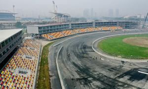 Giải F1 hủy chặng đua Việt Nam
