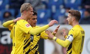 Dortmund thắng nhờ Marco Reus