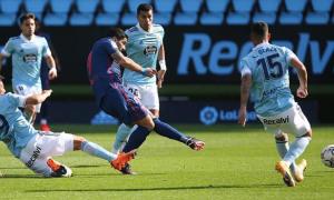 Celta Vigo 0-2 Atletico Madrid