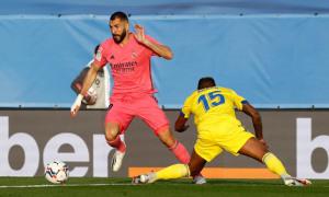 Real Madird 0-1 Cadiz