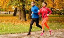 Lưu ý trang phục khi chạy bộ