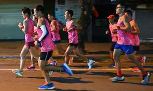 Giải chạy đêm Hanoi Midnight còn 150 bib cuối cùng