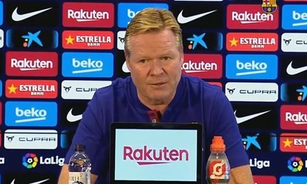 HLV Koeman: 'Real sẽ chơi co cụm'