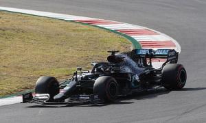 Hamilton về nhất tại Bồ Đào Nha GP