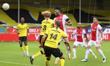 Ajax thắng 13-0 ở giải Hà Lan