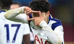 Son Heung-min giải cứu Tottenham
