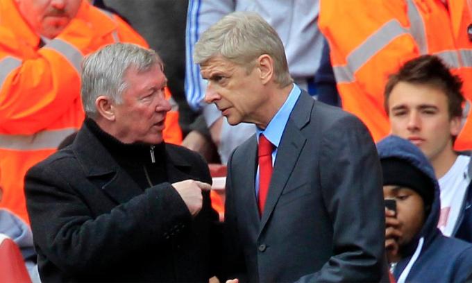 Man Utd - Arsenal: Còn đâu chiến thư màu đỏ